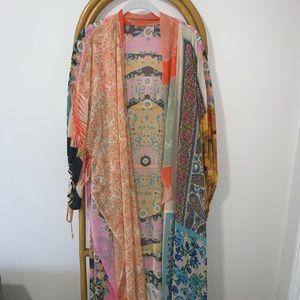 Free People Leonora Kimono
